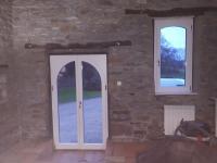 changement de toute les fenêtre chambre d'hôtes remplacement de fenêtre mixte